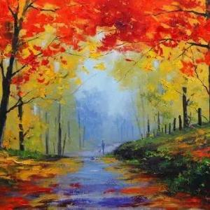 十位作家笔下的秋日,美极了