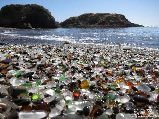 特色之美,你没见过的17座海滩 (1)