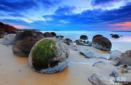 特色之美,你没见过的17座海滩 (15)