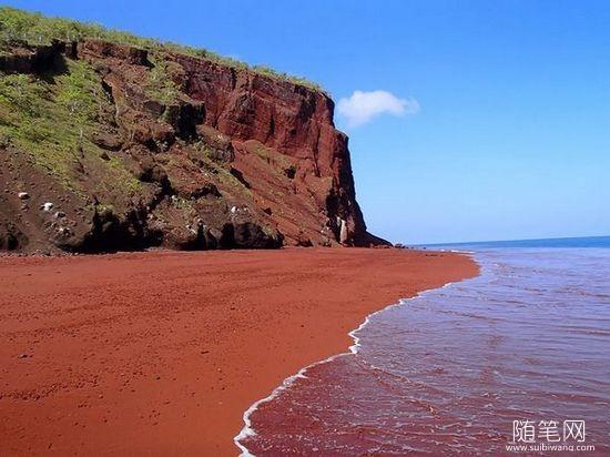 特色之美,你没见过的17座海滩 (24)