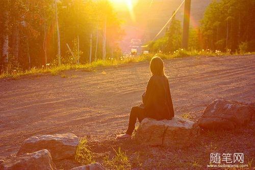 独处不是孤独,是最自由