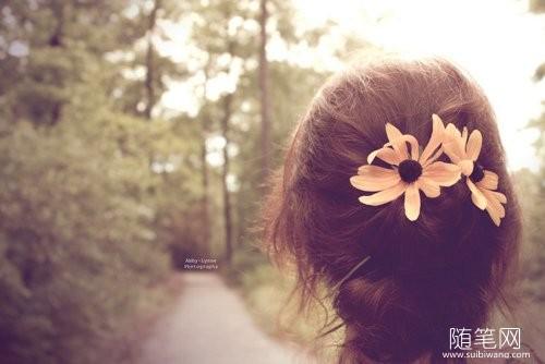 春天很美,你亦很美